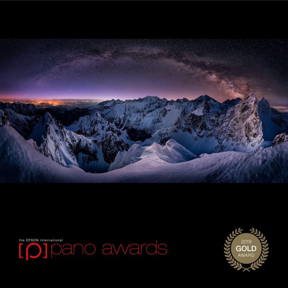 2019 Epson Pano Awards - Gold